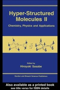 Foto Cover di Hyper-Structured Molecules II, Ebook inglese di  edito da CRC Press
