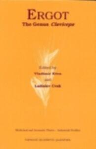 Foto Cover di Ergot, Ebook inglese di  edito da CRC Press