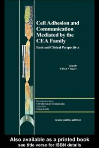 Ebook in inglese Cell Adhesion and Communication Mediated by the CEA Family Stanners, Clifford P