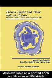 Plasma Lipids and Their Role in Disease