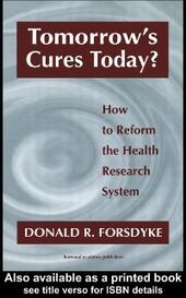Tomorrow's Cures Today?