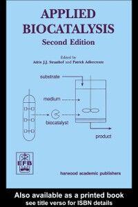 Foto Cover di Applied Biocatalysis, Ebook inglese di  edito da Taylor and Francis