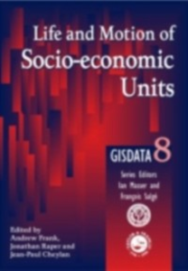 Ebook in inglese Life and Motion of Socio-Economic Units -, -