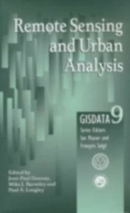 Ebook in inglese Remote Sensing and Urban Analysis -, -