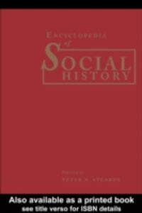 Foto Cover di Encyclopaedia Of Social History, Ebook inglese di  edito da Taylor and Francis