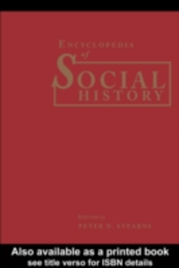 Ebook in inglese Encyclopaedia Of Social History -, -