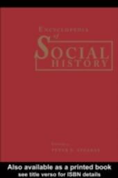 Encyclopaedia Of Social History