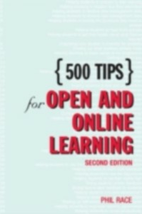 Ebook in inglese 500 Tips for Open and Online Learning Race, Phil