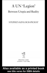 Ebook in inglese UN 'Legion' Pichat, Stephen Kinloch