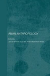 Ebook in inglese Asian Anthropology