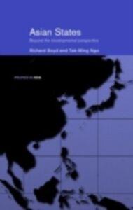 Foto Cover di Asian States, Ebook inglese di  edito da Taylor and Francis