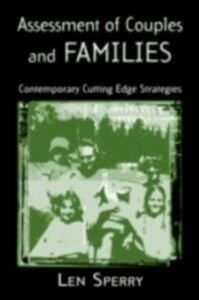 Foto Cover di Assessment of Couples and Families, Ebook inglese di  edito da Taylor and Francis
