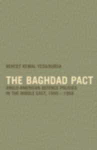 Foto Cover di Baghdad Pact, Ebook inglese di Behcet Kemal Yesilbursa, edito da Taylor and Francis