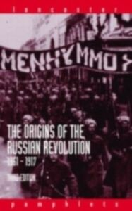 Ebook in inglese Origins of the Russian Revolution, 1861-1917 Wood, Alan