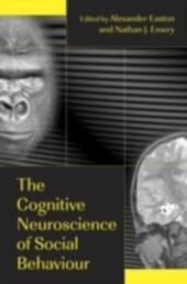 Cognitive Neuroscience of Social Behaviour