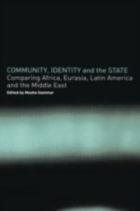 Ebook in inglese Community, Identity and the State -, -