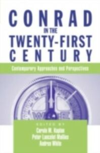 Foto Cover di Conrad in the Twenty-First Century, Ebook inglese di  edito da Taylor and Francis