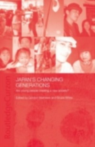 Ebook in inglese Japan's Changing Generations -, -