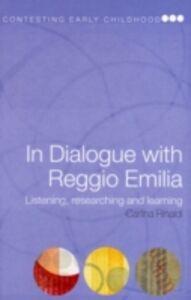 Ebook in inglese In Dialogue with Reggio Emilia Rinaldi, Carlina