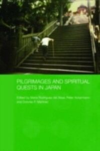 Foto Cover di Pilgrimages and Spiritual Quests in Japan, Ebook inglese di  edito da Taylor and Francis
