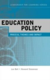 Education and Labour Party Ideologies 1900-2001and Beyond