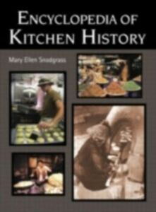 Ebook in inglese Ency Kitchen History