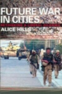 Ebook in inglese Future War In Cities Hills, Alice