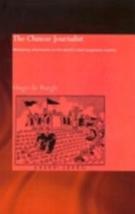 Ebook in inglese Chinese Journalist BURGH, DE