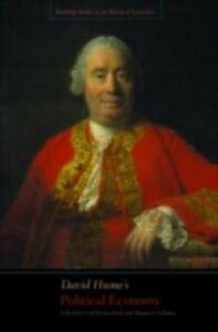 Foto Cover di David Hume's Political Economy, Ebook inglese di  edito da Taylor and Francis