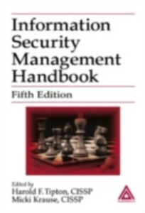 Ebook in inglese Information Security Management Handbook, Fifth Edition Krause, Micki , Tipton, Harold F.