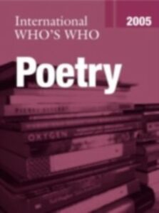 Ebook in inglese International Who's Who in Poetry 2005