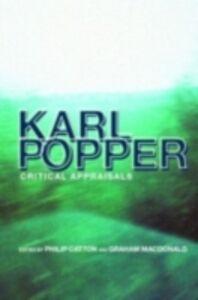 Foto Cover di Karl Popper, Ebook inglese di  edito da Taylor and Francis
