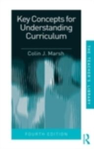 Ebook in inglese Key Concepts for Understanding Curriculum Marsh, Colin