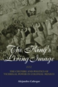 Ebook in inglese King's Living Image Caneque, Alejandro