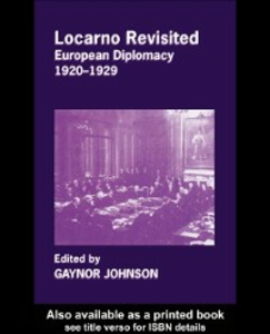 Ebook in inglese Locarno Revisited -, -