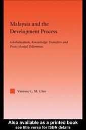 Malaysia and the Development Process