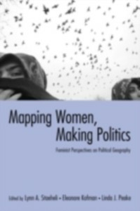 Ebook in inglese Mapping Women, Making Politics -, -