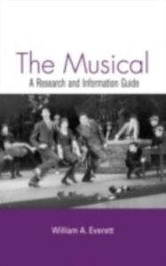 Foto Cover di Musical, Ebook inglese di William Everett, edito da Taylor and Francis