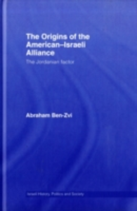 Ebook in inglese Origins of the American-Israeli Alliance Ben-Zvi, Abraham