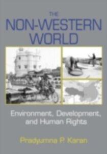 Ebook in inglese Non-Western World Karan, Pradyumna P.