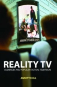 Ebook in inglese Reality TV Hill, Annette