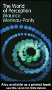 Ebook in inglese The World of Perception Merleau-Ponty, Maurice