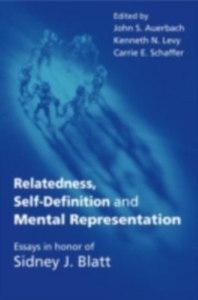 Ebook in inglese Relatedness, Self-Definition and Mental Representation -, -
