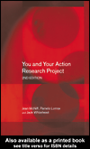 Ebook in inglese You and Your Action Research Project Lomax, Pam , McNiff, Jean , Whitehead, Jack