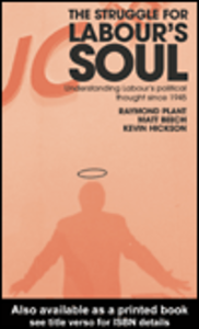 Ebook in inglese The Struggle for Labour's Soul