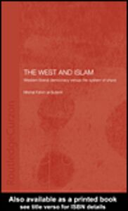 Ebook in inglese The West and Islam Fahm al-Sulami, Mishal