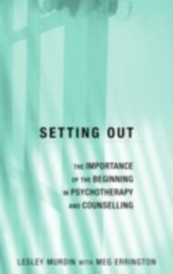 Foto Cover di Setting Out, Ebook inglese di Lesley Murdin,Meg Errington, edito da Taylor and Francis