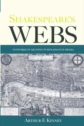 Shakespeare's Webs