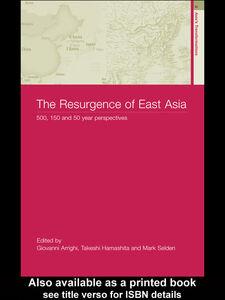 Foto Cover di The Resurgence of East Asia, Ebook inglese di AA.VV edito da