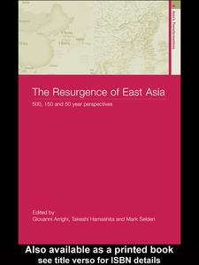 Ebook in inglese The Resurgence of East Asia